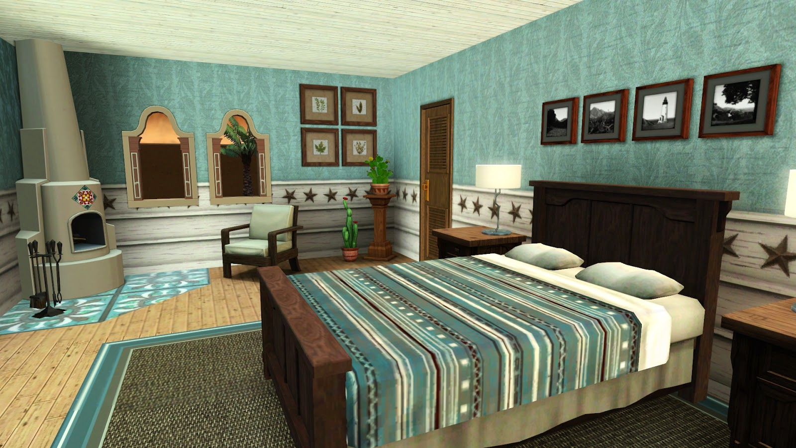 Bedroom Designs Sims 3 simply ruthless: downloads: sims 3 lots