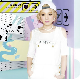 Kana Nishino 西野カナ - Believe