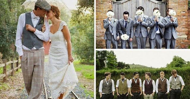 модни тенденции при сватбените костюми