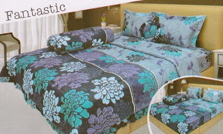 sprei Lady Rose Fantastic