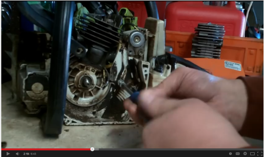 Hl supply blog top youtube chainsaw repair resources want your small engine repair advice with a hefty dash of southern hospitality jeremy fountains youtube channel is the place for you fandeluxe Gallery
