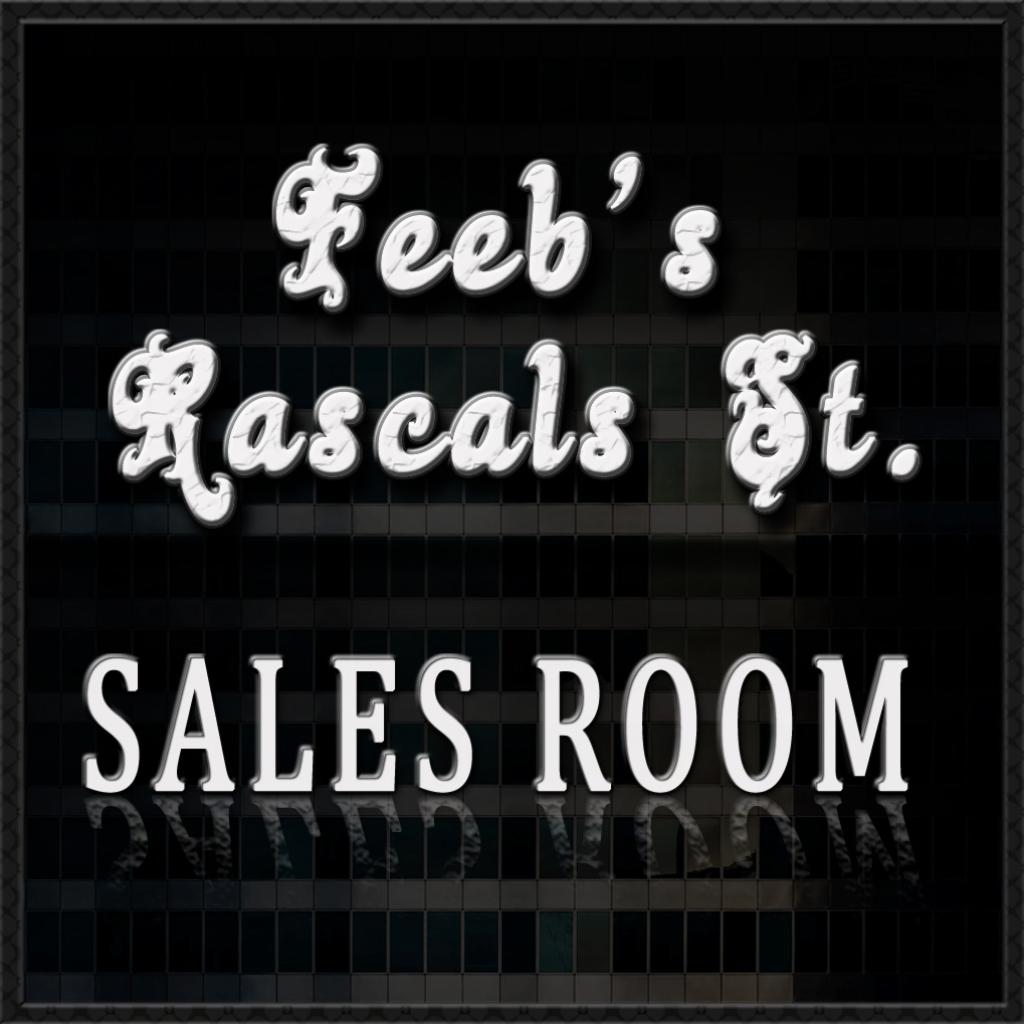 Litte Rascals Sales Room