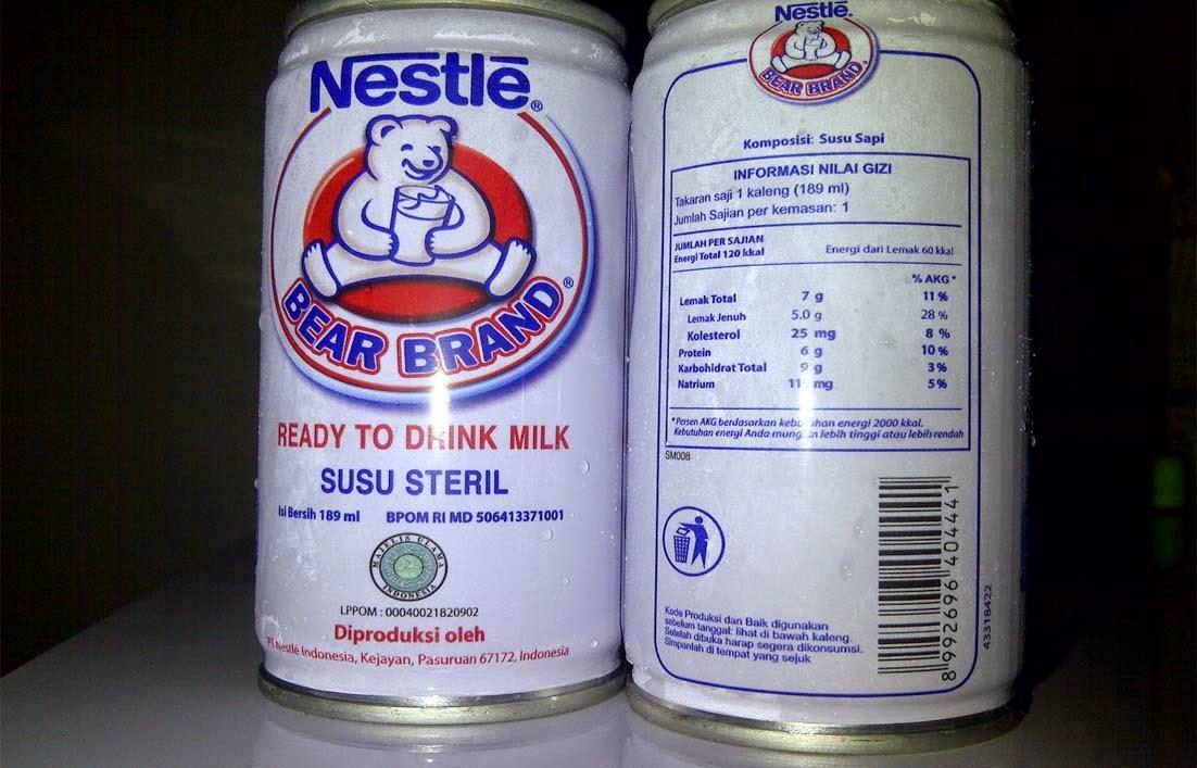 Susu Beruang untuk Ibu Hamil