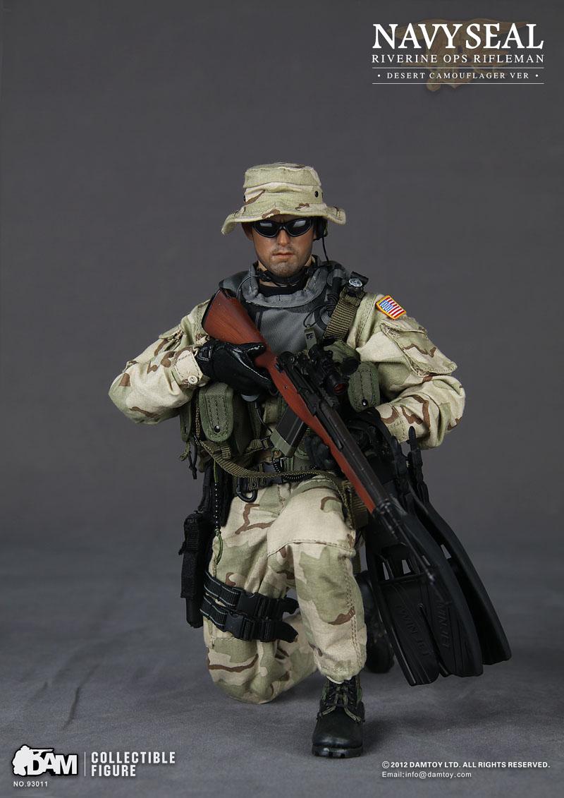 1//6 Scale toy Vietnam US Navy Seal Oscar Base Body