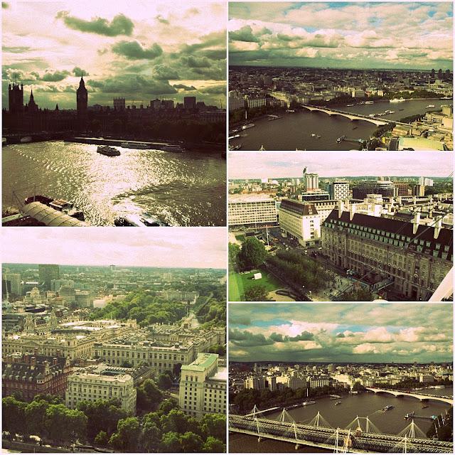 London ♥ // part III. -London eye