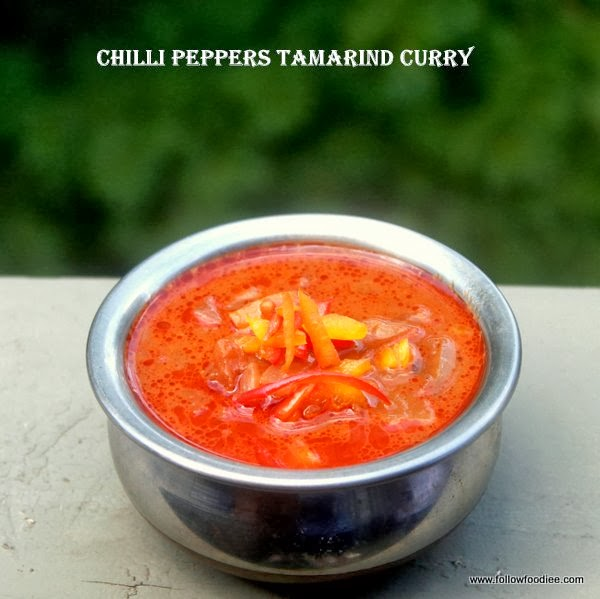 Chili peppers Curry Recipe