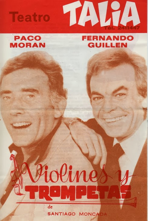 Paco Moran Fernando Guillen