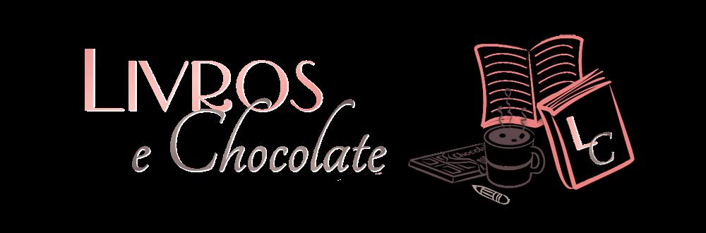 Livros e Chocolate