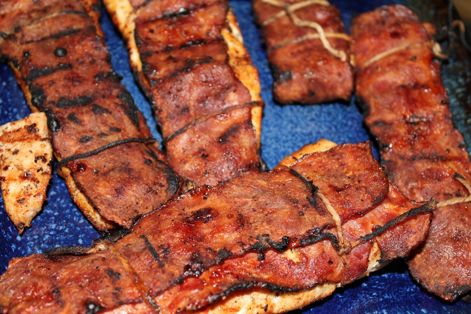 How to live a healthy and holistic lifestyle grilled for Bacon wrapped fish