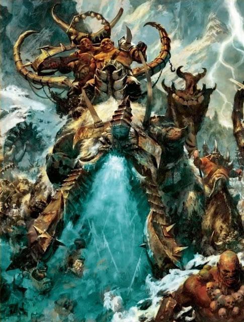 Ogre Kingdoms Thundertusk Model image