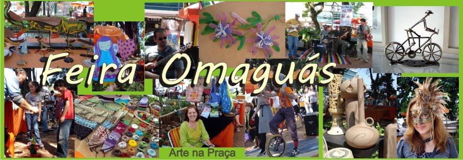 Arte na Omaguás