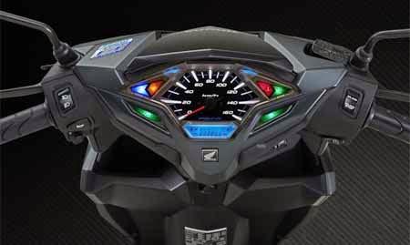 speedometer new honda vario 150