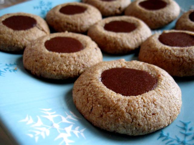 Rice flour shortbread cookie recipe