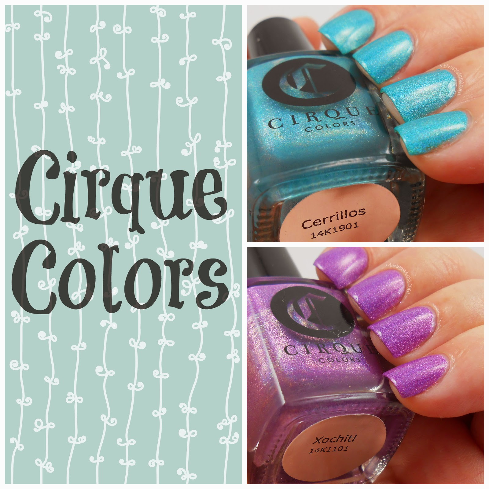 cirque colors