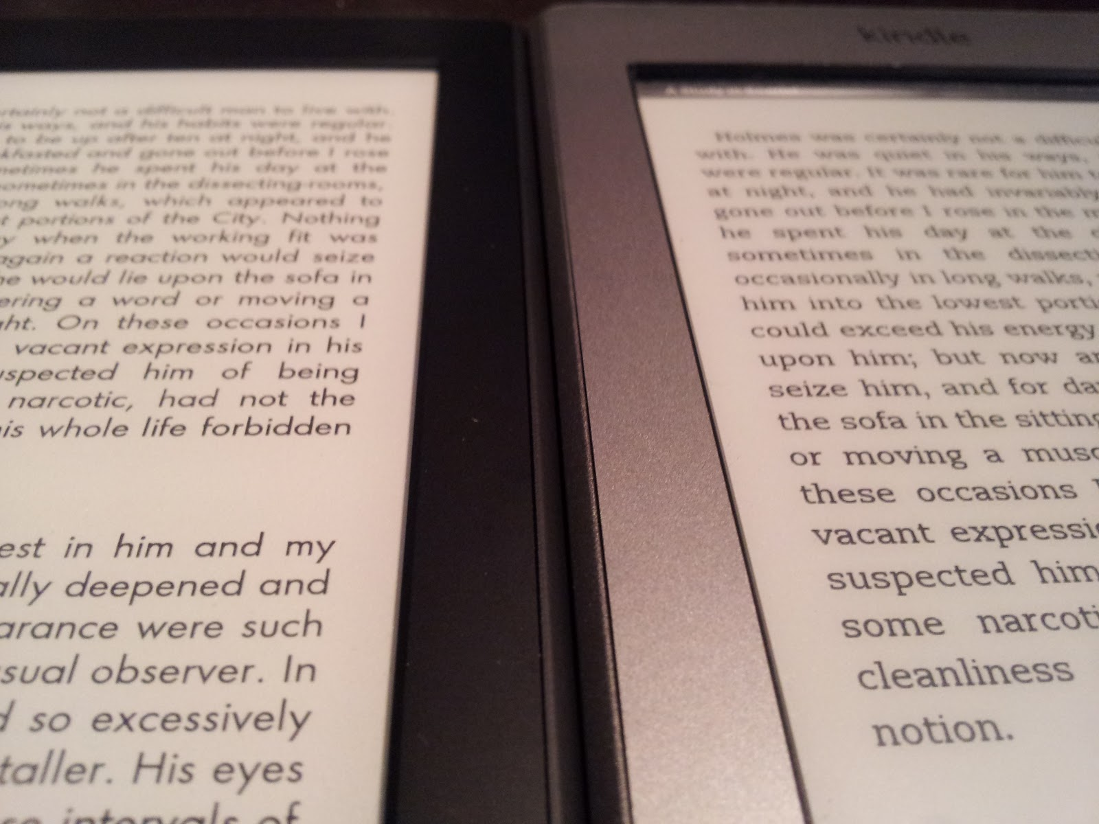 how to tell which kindle i have