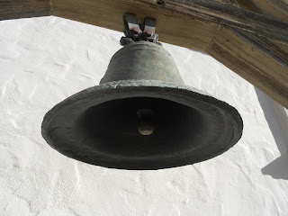 spanish mission bell
