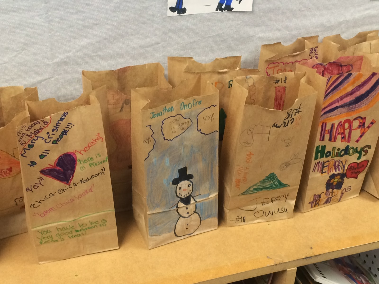 Tried It Tuesday: Winter Treat Bags - Ideas By Jivey: For ...