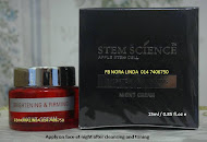 Apple Stem Cell Night Cream 15ml