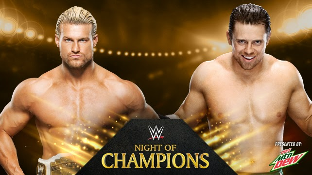 Night of Champions 2014 » Dolph Ziggler vs. The Miz (Intercontinental Championship)