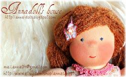 Куклы от ANNADOLLS