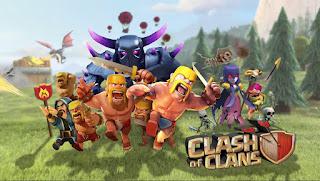 Script Phising Clash of Clans by Idiot Attacker
