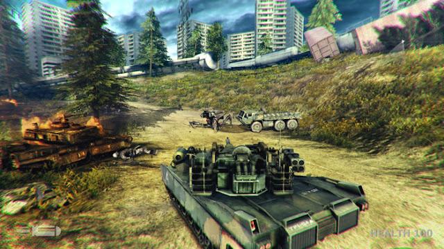 GEARGUNS: Tank Offensive - Demo