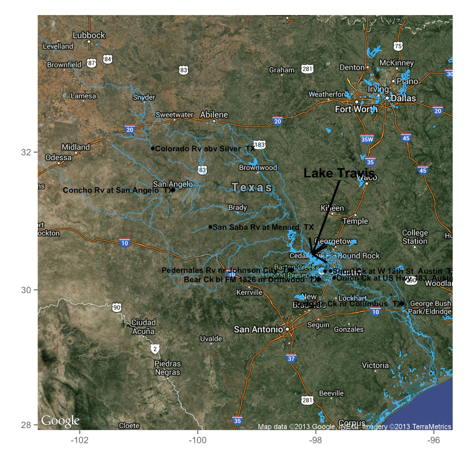 The Wannabe Data Scientist: Texas Flood: Modeling The