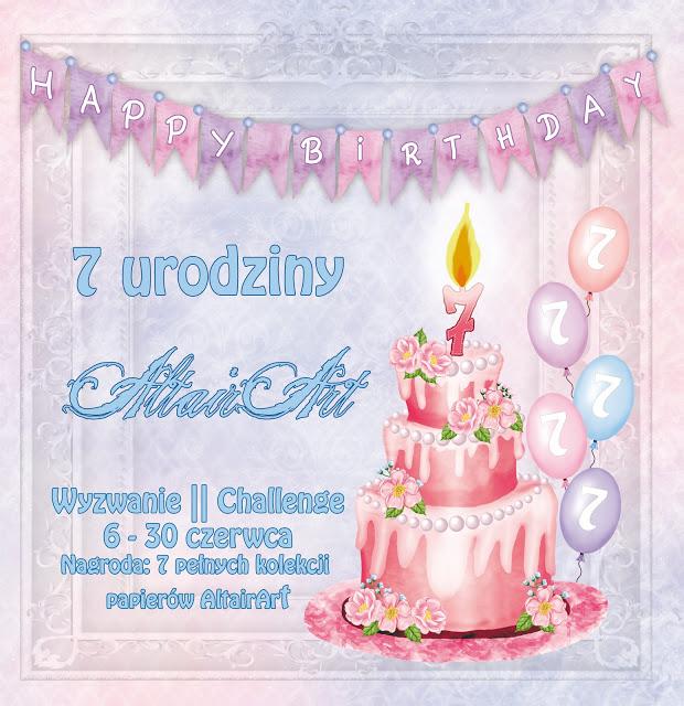Urodziny AltairArt