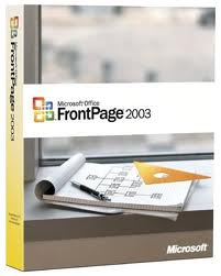 برنامج FrontPage 2003 كاملا