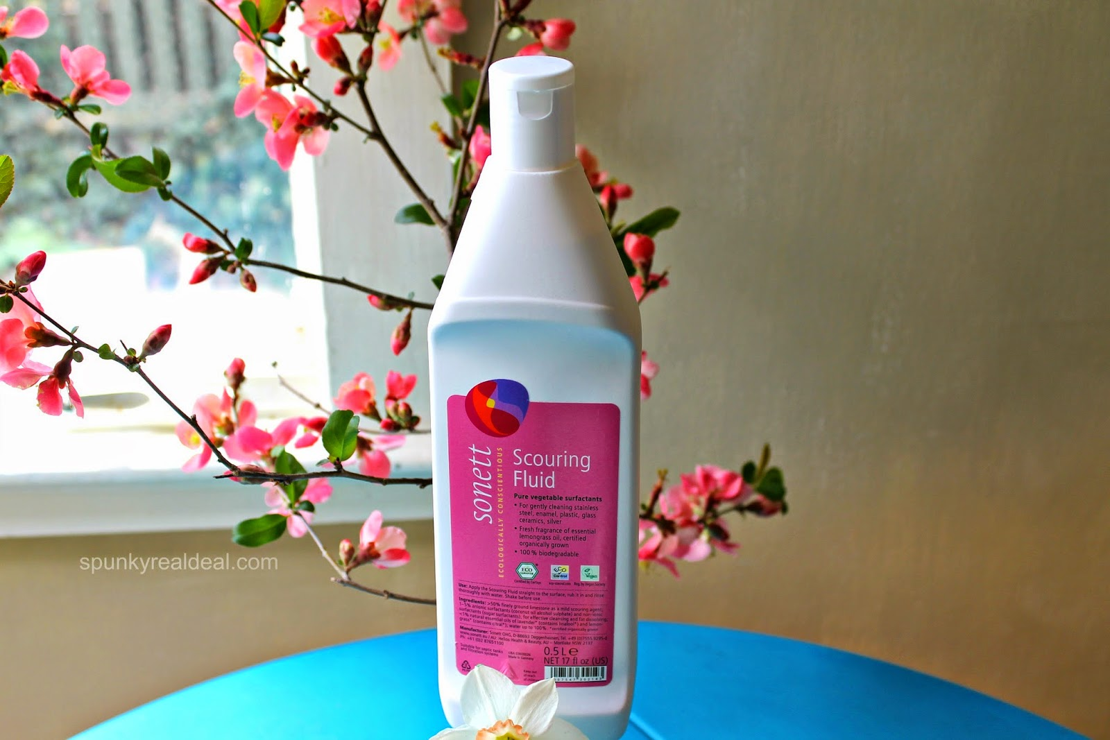 Sonett {Spring Clean Giveaway} 5/21;US #natural #SpringCleaning #household #cleaners #home #Organic