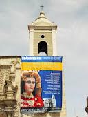 Visita de la Virgen de Chapi al Templo San Agustín - Abril 2012