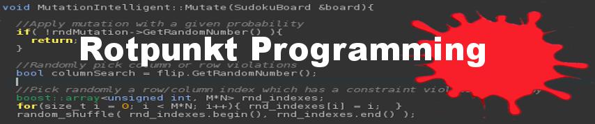 Rot Punkt Programming
