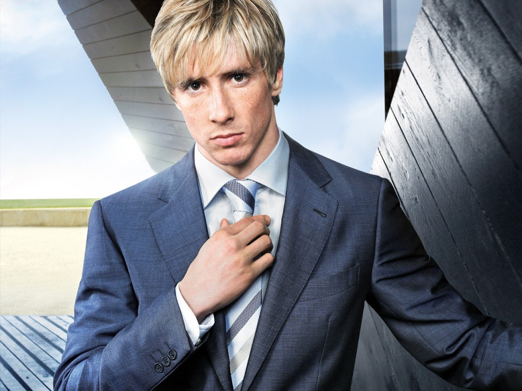 all football stars fernando torres pictures
