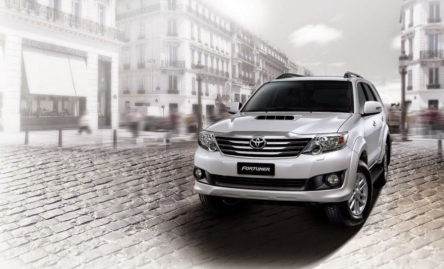Toyota Fortuner 2015: 2015 Toyota Fortuner Review