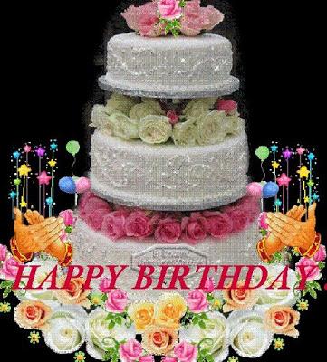 Tarta cumpleaños happy birthday