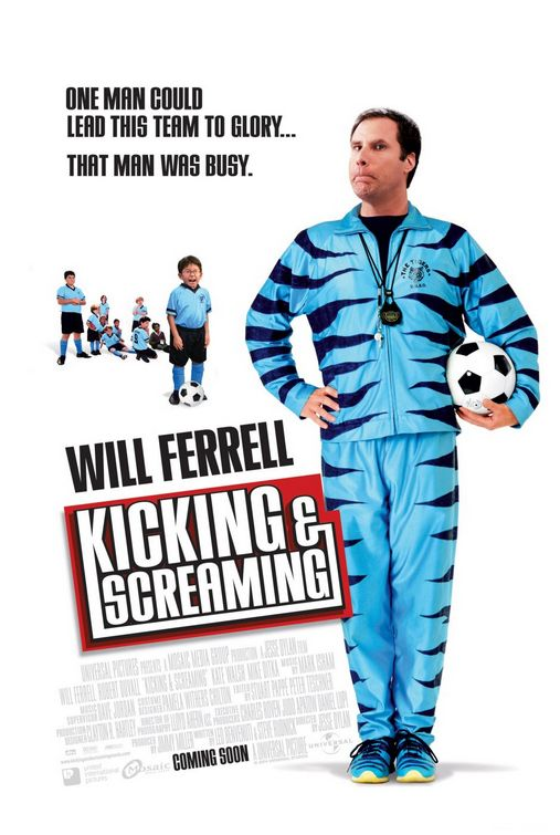 Kicking Screaming movie poster