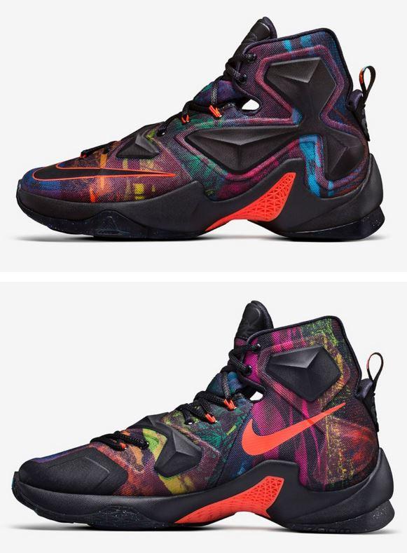 5bca848d2252 THE SNEAKER ADDICT  Nike Lebron 13  Akronite Philosophy  Sneaker ...