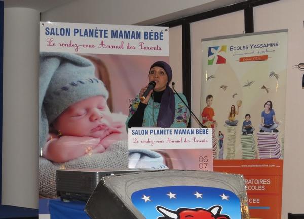 النسخة السادسة لمعرض نادي الأم والطفل يستقطب 3500 مستفيدة ومستفيد