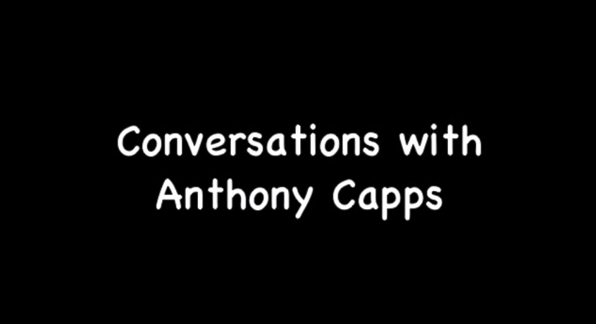 "Image of ""Conversations with Anthony Capps"""