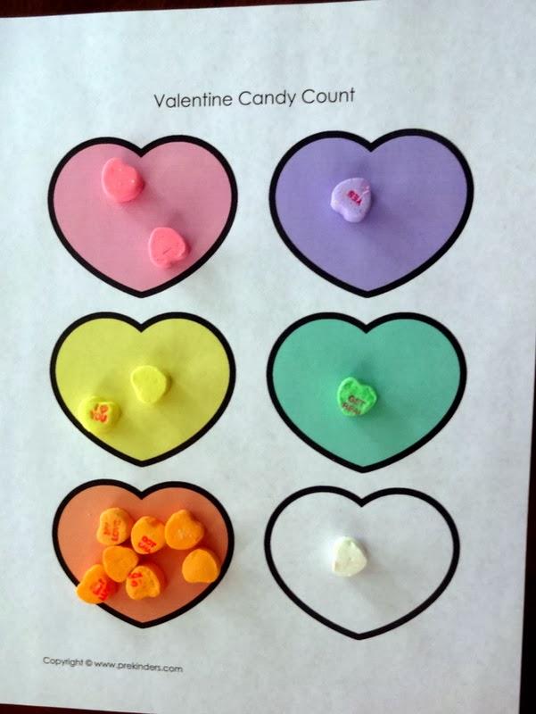 Moms Tot School Valentines Day