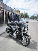 The Ride - The W Cafe - Gunnison, CO