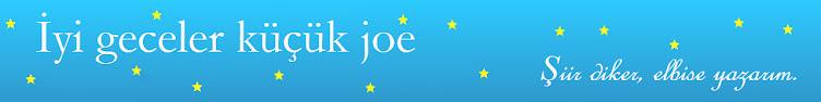 İyi geceler küçük Joe