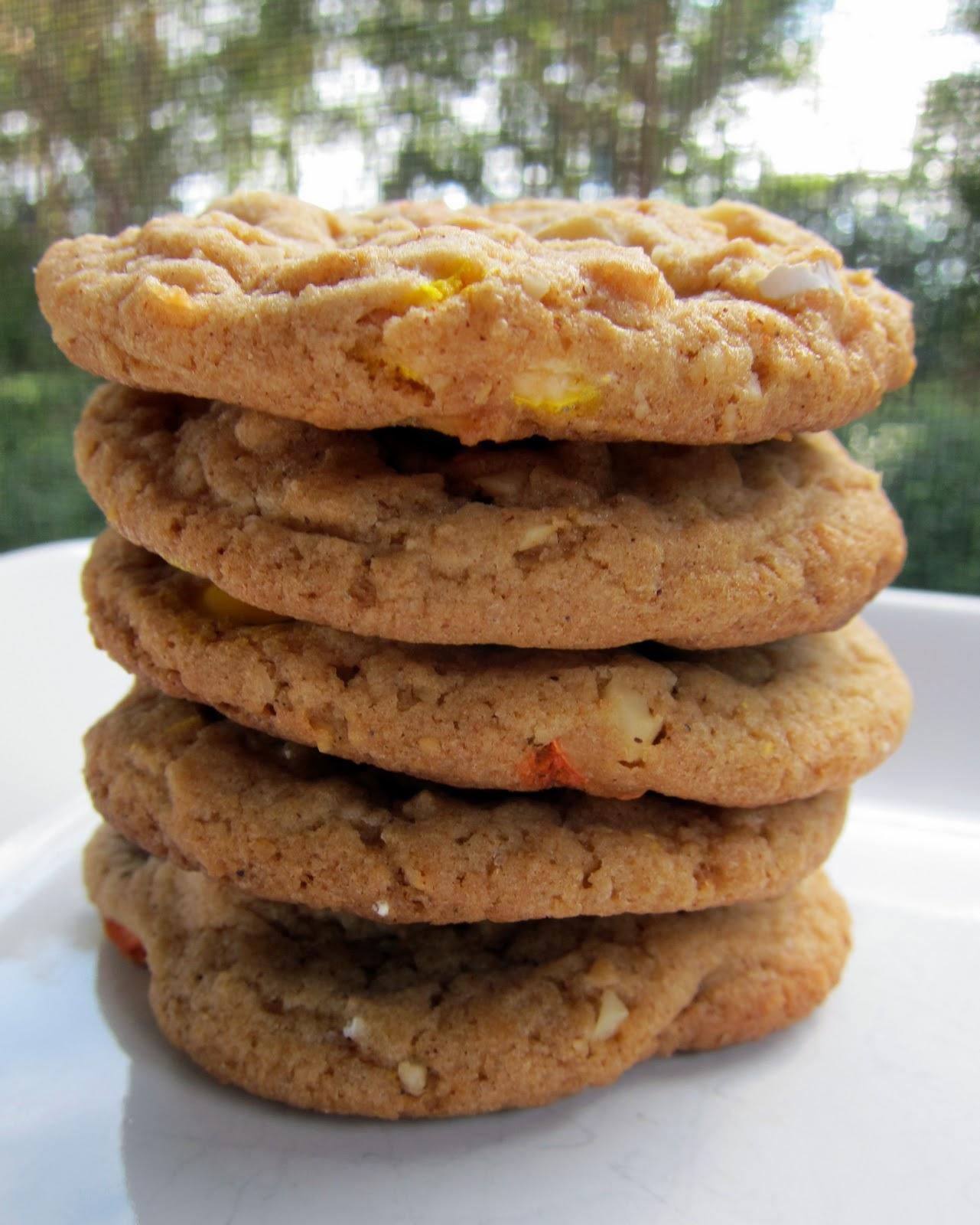 White Chocolate Macadamia Nut Cookies - Plain Chicken
