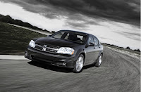 2011 Dodge Avenger Wallpapers