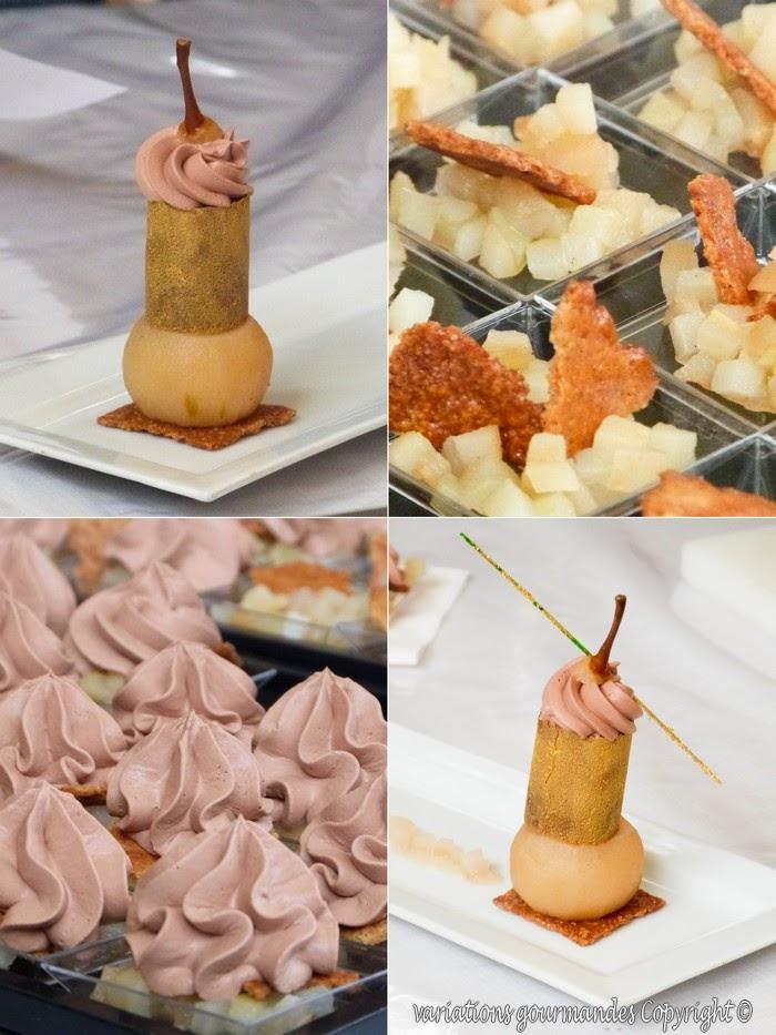 Variations Gourmandes A Saint Paul La Gourmandise Est Un Joli D Faut La Semaine Du Go T Le