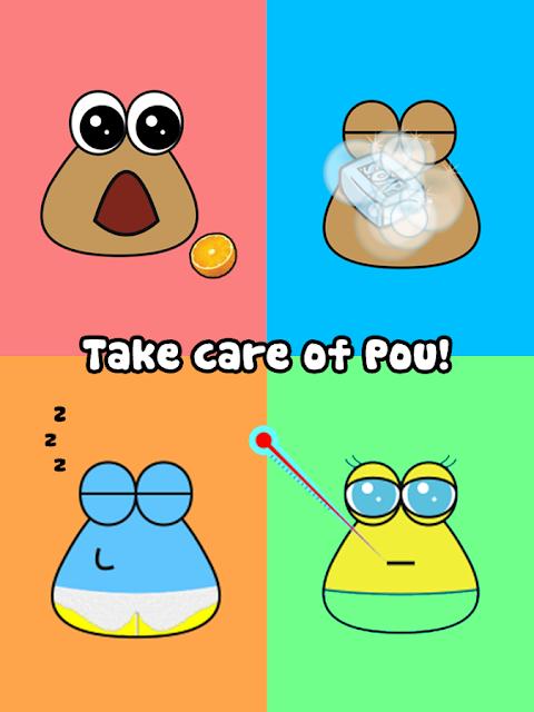 Pou Android Apk Oyun resimi 3
