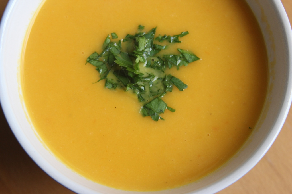 Lime or Lemon?: Fighting the cold with soup and Spice ...