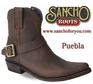 Botines Sancho Boots Puebla