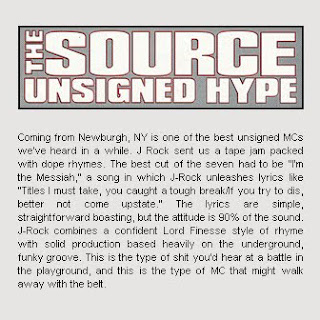 J Rock – The Source Unsigned Hype Demo Tape (1990) (192 kbps)