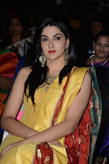 Sakshi Chowdary Hot
